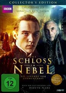 Das Schloss im Nebel - Die Legende von Gormenghast, 2 DVDs