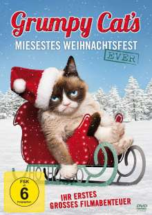 Grumpy Cat's miesestes Weihnachtsfest ever, DVD