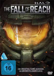 Halo: The Fall of Reach, DVD