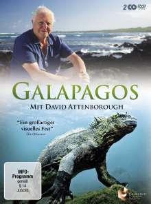Galapagos mit David Attenborough, 2 DVDs