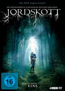 Jordskott Staffel 1, 4 DVDs