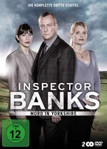 Inspector Banks Staffel 3, 2 DVDs