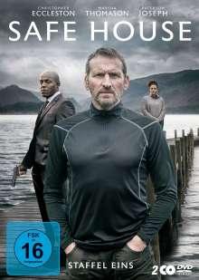 Safe House Staffel 1, 2 DVDs
