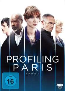 Profiling Paris Staffel 3, 4 DVDs