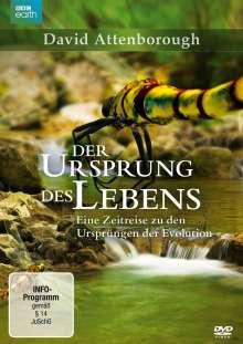 Der Ursprung des Lebens - Eine Zeitreise zu den Anfängen der Evolution, DVD