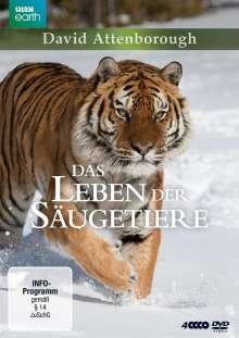 Das Leben der Säugetiere (Komplette Serie), DVD