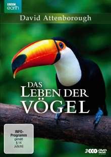 Das Leben der Vögel (Komplette Serie), 3 DVDs