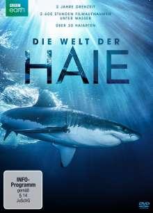 Die Welt der Haie, 2 DVDs