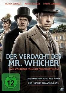 Der Verdacht des Mr. Whicher: Der Mord von Road Hill House / Der Mord in der Angel Lane, DVD