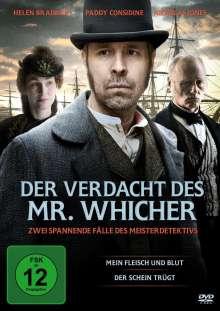 Der Verdacht des Mr. Whicher: Mein Fleisch und Blut / Der Schein trügt, DVD