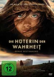 Die Hüterin der Wahrheit - Dinas Bestimmung, DVD