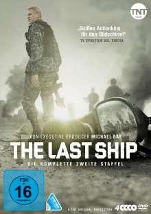 The Last Ship Staffel 2, 4 DVDs