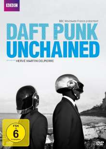 Daft Punk Unchained, DVD