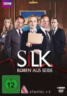 Silk - Roben aus Seide (Komplette Serie), 6 DVDs
