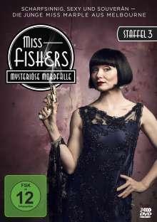 Miss Fishers mysteriöse Mordfälle Season 3, 3 DVDs
