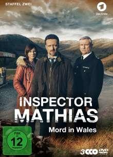 Inspector Mathias: Mord in Wales Staffel 2, 3 DVDs