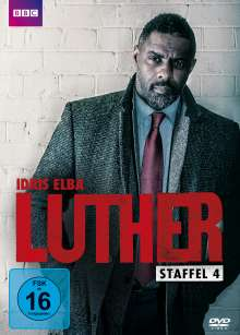 Luther Season 4, DVD