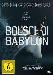 Bolschoi Babylon, DVD