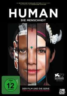 Human - Die Menschheit, 2 DVDs
