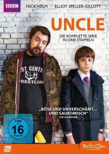 Uncle (Komplette Serie), 3 DVDs