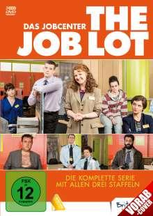 The Job Lot - Das Jobcenter (Komplette Serie), 3 DVDs