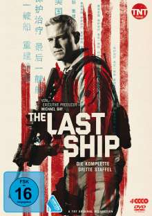The Last Ship Staffel 3, 4 DVDs