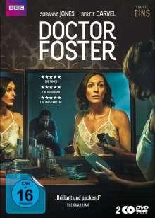 Doctor Foster Staffel 1, 2 DVDs