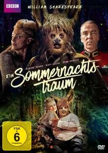 Ein Sommernachtstraum (2016), DVD