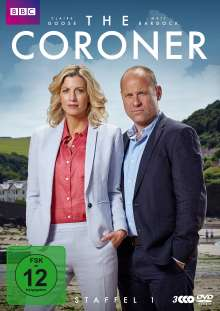 The Coroner Staffel 1, 3 DVDs