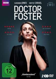Doctor Foster Staffel 2, 2 DVDs