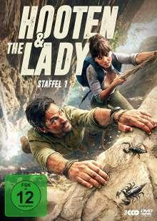 Hooten & The Lady Staffel 1, 3 DVDs