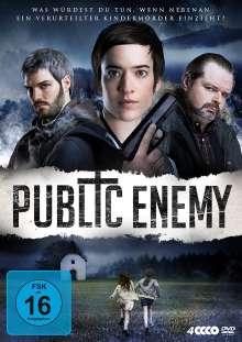 Public Enemy Staffel 1, 4 DVDs
