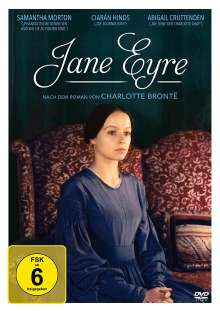 Jane Eyre (1997), DVD