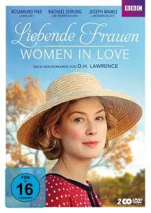 Liebende Frauen, 2 DVDs