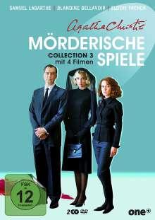 Agatha Christie: Mörderische Spiele Collection 3, 2 DVDs