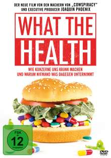 What the Health, DVD