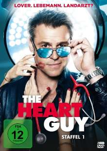 The Heart Guy Staffel 1, 3 DVDs