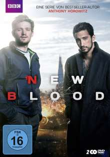 New Blood, 2 DVDs