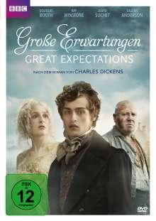 Große Erwartungen (2012), DVD