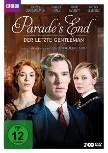 Parade's End - Der letzte Gentleman, 2 DVDs
