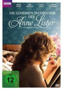 Die geheimen Tagebücher der Anne Lister, DVD