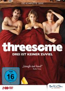 threesome (Komplette Serie), 2 DVDs
