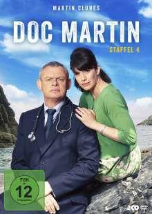 Doc Martin Staffel 4, 2 DVDs