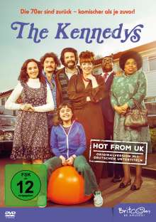 The Kennedys (OmU), DVD
