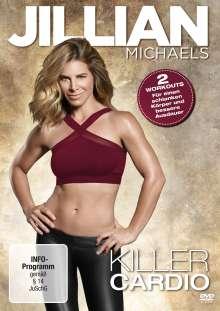 Jillian Michaels: Killer Cardio, DVD