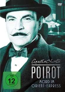 Agatha Christie's Hercule Poirot: Mord im Orient-Express (2010), DVD