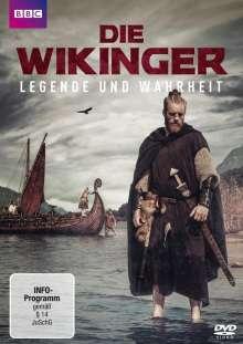 Die Wikinger - Legende und Wahrheit, DVD