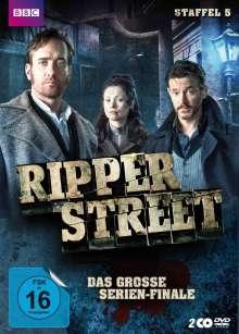 Ripper Street Staffel 5 (finale Staffel), 2 DVDs
