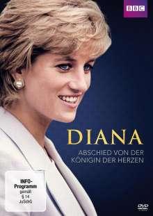 Diana - Abschied von der Königin der Herzen, DVD