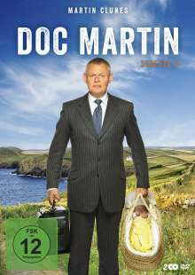 Doc Martin Staffel 5, 2 DVDs